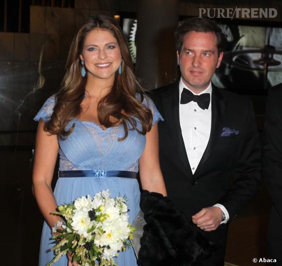 Princesse Madeleine de Suède et le businessman Chris O'Neill sont les heureux parents d'une petite fille, née le 20 février 2014, à New York.