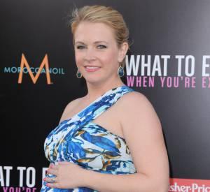 Melissa Joan Hart, ravissante future maman avait pris près de 30 kilos après ses trois grossesses.