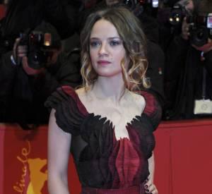 Sara Forestier, ultra-chic et originale au Festival des Berlinale en 2013.