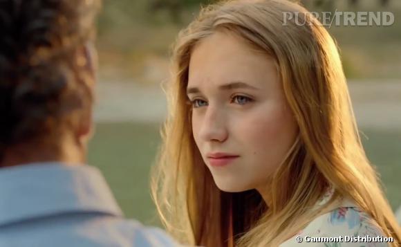 """Chloé Jouannet débute sa carrière dans """"Avis de Mistral"""", de Rose Bosch. Pas mal à seulement 16 ans."""