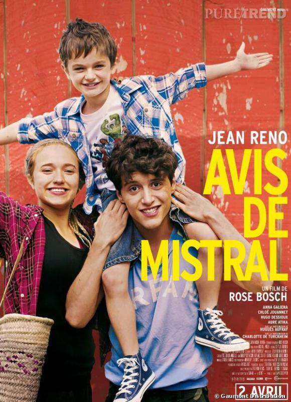 """Dans """"Avis de Mistral"""" elle donnera aussi la réplique à Jean Reno."""