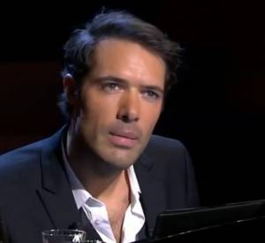 """Nicolas Bedos samedi 8 mars 2014 dans l'émission """"On n'est pas couché"""" sur France 2."""