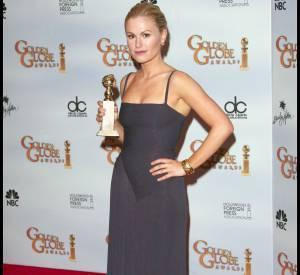 Anna Paquin en 2009 collectionne les prix, dont les Golden Globes.