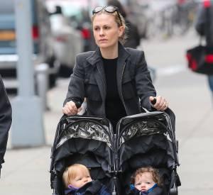 Anna Paquin plusieurs mois après son accouchement a vite retrouvé sa ligne.