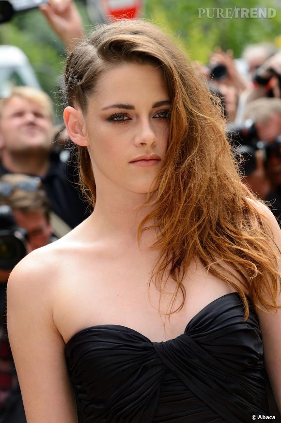 À 23 ans, Kristen Stewart s'inquiéterait déjà pour sa peau et ses rides à... 24ans.