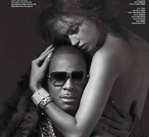 Irina Shayk entièrement nue, elle s'offre à R. Kelly pour V Magazine