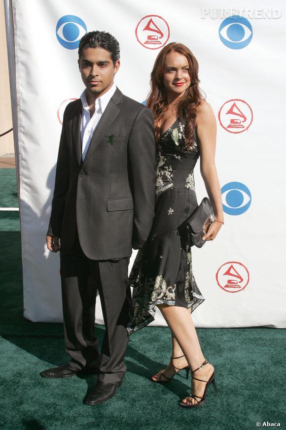 Wilmer Valderrama et Lindsay Lohan un autre couple à Hollywood.