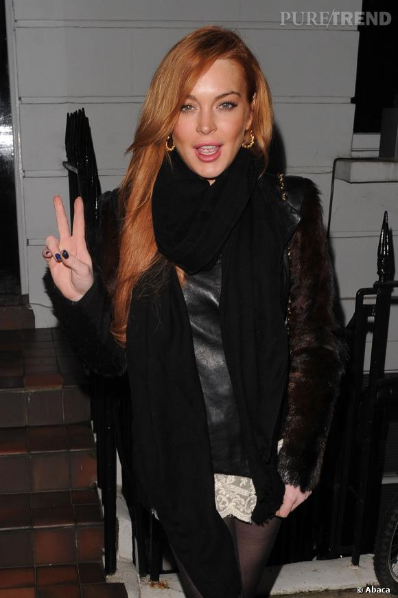 Lindsay Lohan, croqueuse d'hommes !