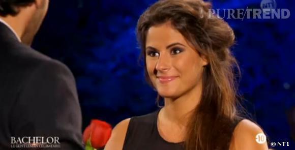 Lors du quatrième épisode du Bachelor 2014, lundi 17 mars 2014, Camille a refusé de prendre la rose que lui offrait Paul.