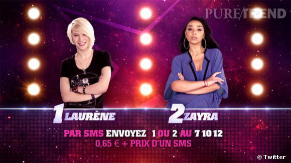 """Laurène Bourvon remporte la """"Star Academy 9"""" en 2013, la première sur NRJ 12."""