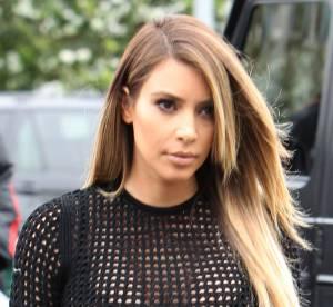 Kim Kardashian, nouvelle prise de poids : c'est reparti pour le régime !