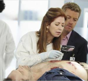 "Dana Delany joue le Dr Megan Hunt dans ""Body of Proof""."