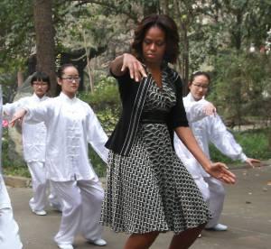Michelle Obama, opération zen pour la première Dame américaine