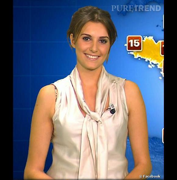 Fanny agostini quitte bfm tv focus sur la nouvelle miss m t o de france 2 puretrend - Meteo france 2 presentatrice ...