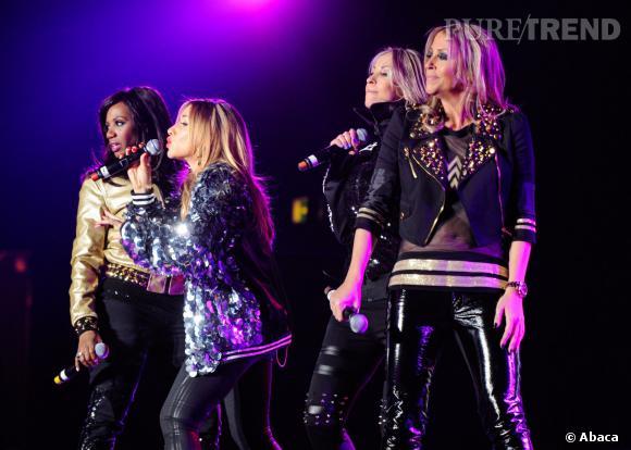 Les All Saints sont de retour sur scène à Birmingham le 26 mars 2014.