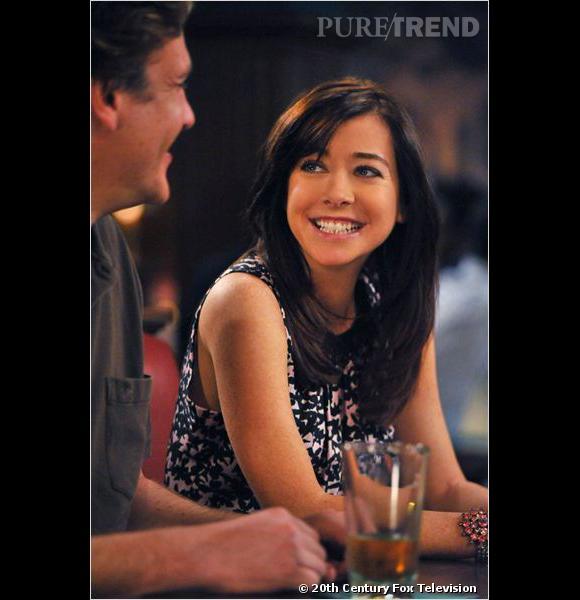"""Lily (Alyson Hannigan) s'essaie au brun dans plusieurs saisons de """"How I Met Your Mother""""."""
