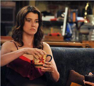 """Robin (Cobie Smulders) évolue beaucoup en 9 saisons de """"How I Met Your Mother""""."""