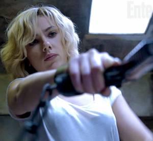 Scarlett Johansson, la Lucy de Luc Besson : première image du film