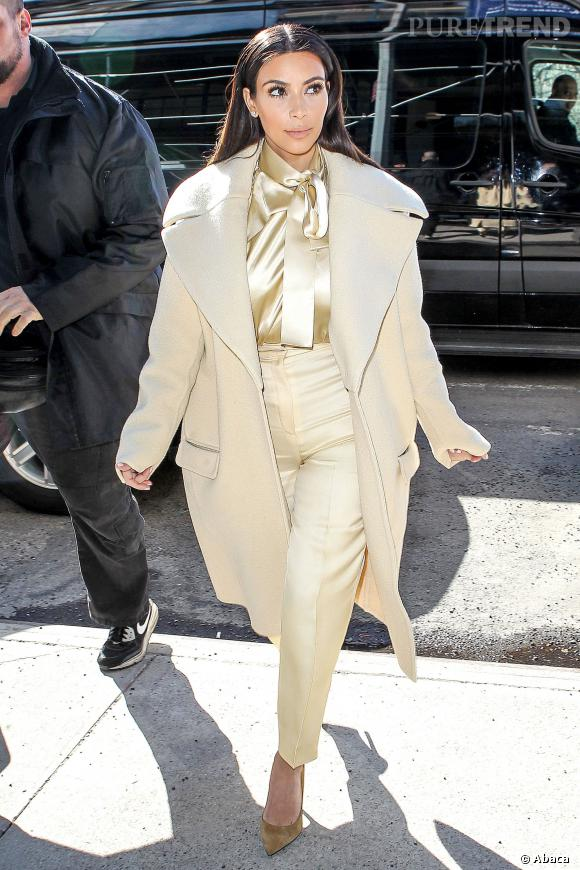 Kim Kardashian avoue laisser Kanye West organiser beaucoup de détails du mariage, avec ce nouveau contre-temps, le couple va s'arracher les cheveux !