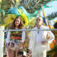 """Jennifer Lopez et Pitbull chantent """"We are One"""" pour la Coupe du monde de football 2014."""