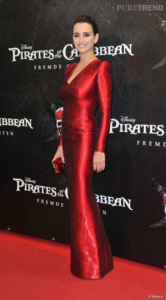 Penelope Cruz en 2011.