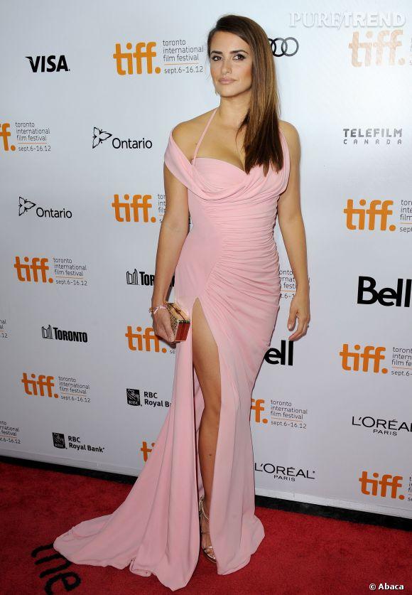 Penelope Cruz en 2012.