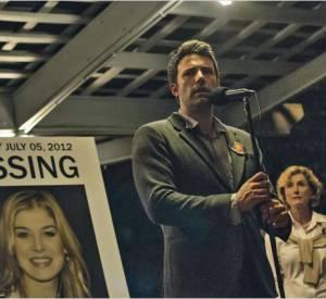 """Ben Affleck se bat pour prouver son innocence dans """"Gone Girl"""" de David Fincher."""