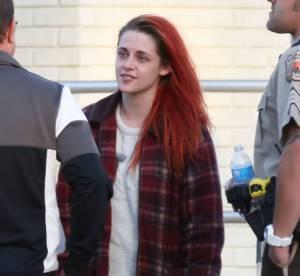 Kristen Stewart sans maquillage et enlaidie sur le tournage d'American Ultra