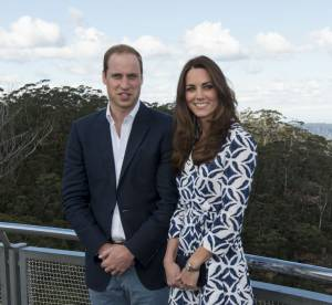 Kate Middleton en mini robe, le Prince William en jean : shocking !