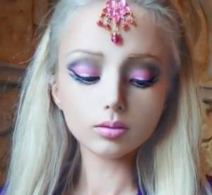 Valeria Lukyanova, Barbie Manga.