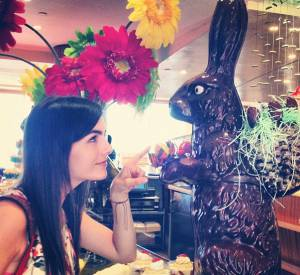Camilla Belle fête Pâques, prête pour l'édition 2014 ?