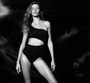 Gisele Bündchen se trémousse en bikini pour H&M