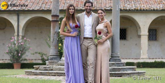Dans l'épisode de ce lundi 21 avril 2014, Paul, le Bachelor 2014, a gardé Elodie et Alix.
