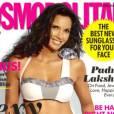 Mais Padma Lakshmi a longtemps été mannequin avant de devenir présentatrice TV. Ici la nouvelle girlfriend de Richard Gere fait la couv' de Cosmo en 2002.