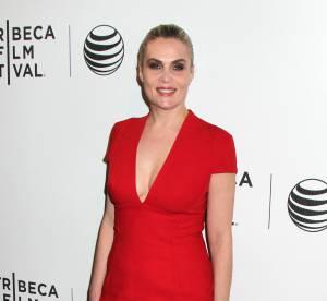 Emmanuelle Seigner : décolleté insolent pour charmer le Tribeca Festival 2014