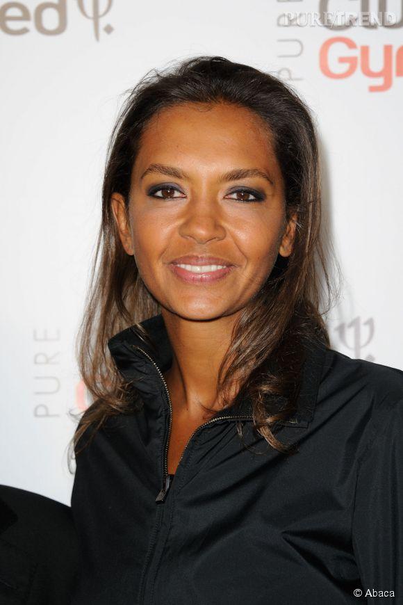 Karine Le Marchand, deuxième dans le classement de l'animatrice télé la plus attirante du PAF selon les utilisateurs masculins de VictoriaMilan.fr