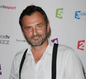 Frédéric Lopez, troisième présentateur télé le plus séduisant du PAF selon les utilisatrices de VictoriaMilan.fr.