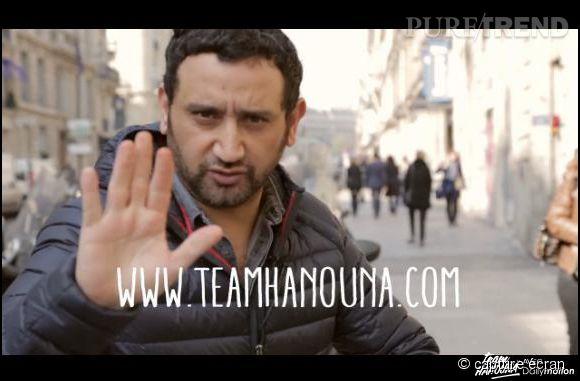Cyril Hanouna a lancé son propre site TeamHanouna.com, hier, lundi 27 avril 2014 et il plante déjà !