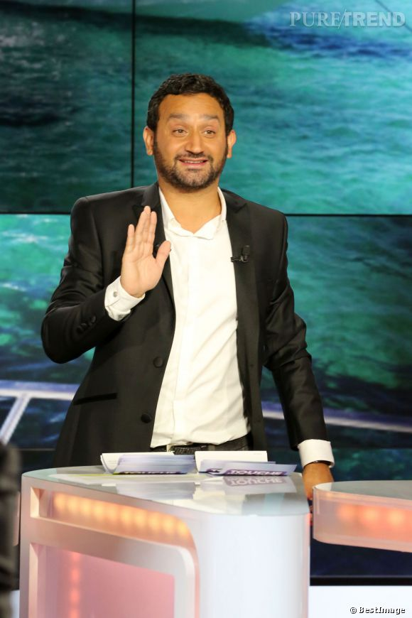 """Cyril Hanouna, son site """"TeamHanouna.com"""" plante : il poste un tweete sur le ton de la plaisanterie pour dédramatiser !"""
