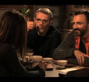 """La chanteuse Rose a captivé l'attention de Lambert Wilson et Frédéric Lopez pour sa surprenante confession dans """"La Parenthèse Inattendue"""" du 30 avril 2014 sur France 2."""