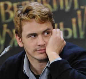 """James Franco avoue néanmois avoir embrassé Lindsay Lohan... mais ce baiser n'était """"pas mauvais""""."""