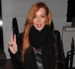 Lindsay Lohan serait-elle obsédée par James Franco ?
