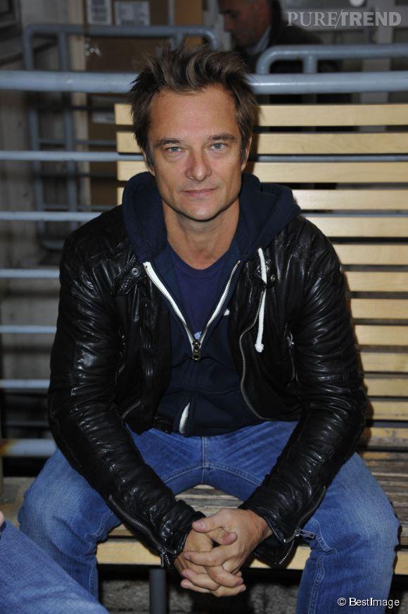 """David Hallyday participera à la première saison de """"Rising Star"""" sur M6."""