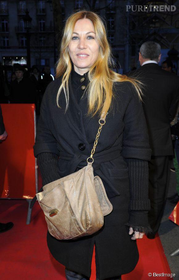 Mathilde Seigner, au casting d'une fiction pour France 2.