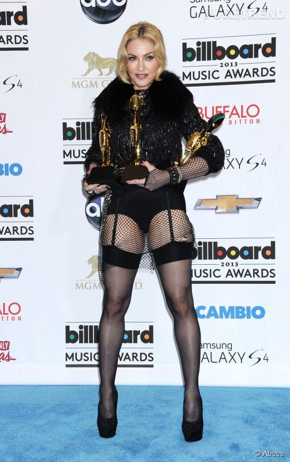 Madonna en 2013.
