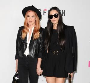 Rumer Willis : sa mère Demi Moore a l'air plus jeune qu'elle !
