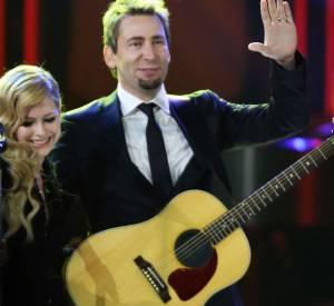 Au moins, Avril Lavigne est heureuse en amour avec Chad c'est déjà ça...