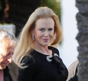 Cannes 2014 : Nicole Kidman, beauté sombre et retour au blond
