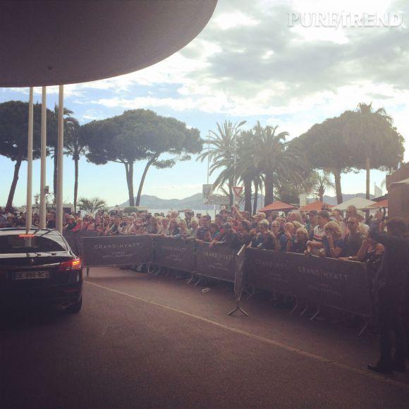 Qui sont les badauds de Cannes ?