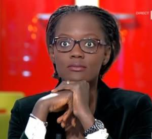 Rama Yade n'en croit pas ses yeux : son mari a répondu à une interview télé !